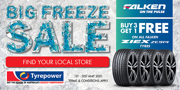 Big Freeze Sale May 2021